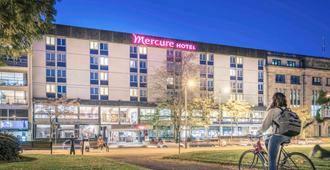 Mercure Mulhouse Centre - Mulhouse - Edificio