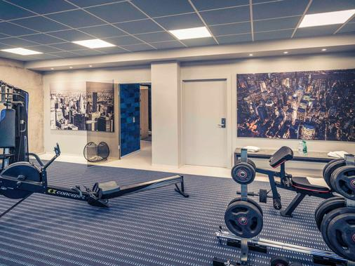 Hôtel Mercure Mulhouse Centre - Mulhouse - Gym