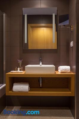 Madre De Água Hotel Rural - Gouveia - Bathroom