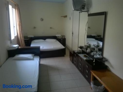 Belvedere - Pythagorio - Bedroom