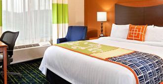 Fairfield Inn & Suites Tulsa Southeast/Crossroads Village - Tulsa - Habitación