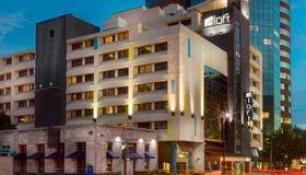 Aloft Nashville West End - Nashville - Bygning