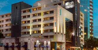Aloft Nashville West End - Nashville - Building