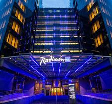 Radisson Blu Hotel Sheremetyevo Airport Moscow