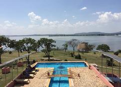 Samuka Island Retreat - Jinja - Pool