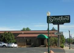斯特拉特福德科特酒店 - 錫達市 - 錫達城 - 建築