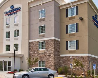 Candlewood Suites Tupelo North - Tupelo - Building