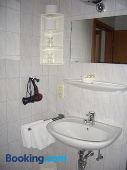Hotel Battenfeld - Plettenberg - Bathroom