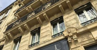 Hôtel Devillas - Paris - Building