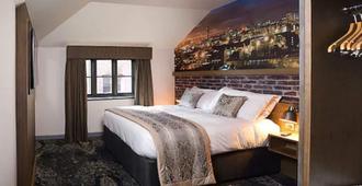 阿貝爾海伍德旅館 - 曼徹斯特 - 曼徹斯特 - 臥室