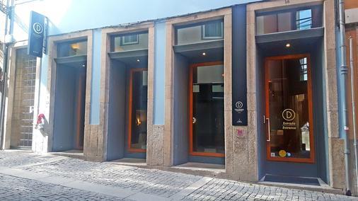 Descobertas Boutique Hotel - Oporto - Edificio