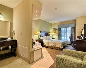 Magnolia Inn & Suites - Pooler - Slaapkamer