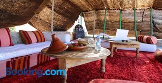 Dar El Mandar - Ferme & Table d'Hôte Berbère - Sefrou
