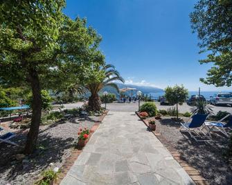 Albergo Suisse Bellevue - Monterosso al Mare - Balcony