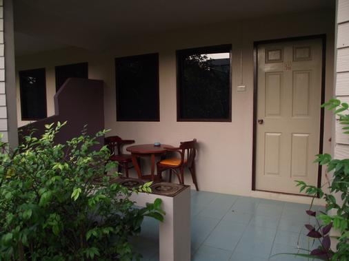 The Krabi Forest Homestay - Ao Nang - Patio