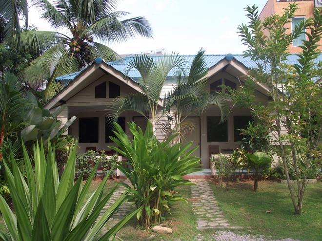 喀比森林民宿 - 喀比 - 奧南海灘 - 室外景