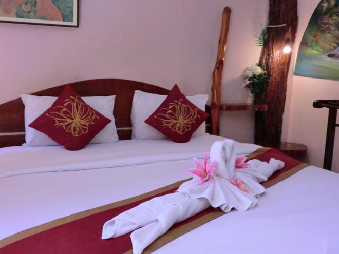 喀比森林民宿 - 喀比 - 奧南海灘 - 臥室