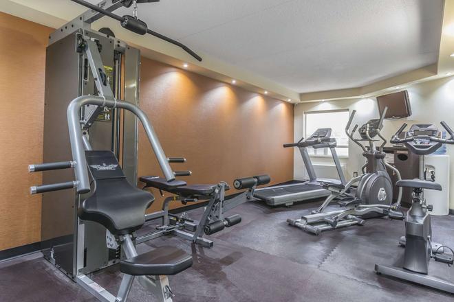 Comfort Inn - Trenton - Gym