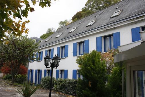 Castel Fleuri - Tours - Rakennus