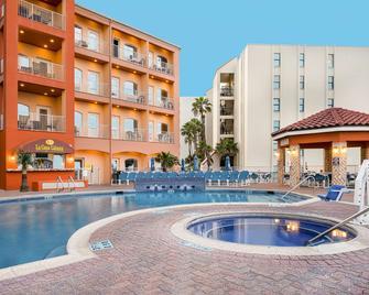 La Copa Inn Beach Hotel - South Padre Island - Gebäude