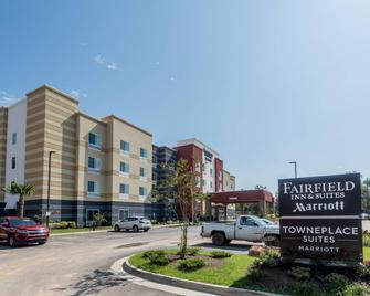 Fairfield Inn and Suites by Marriott Mobile Saraland - Saraland - Building