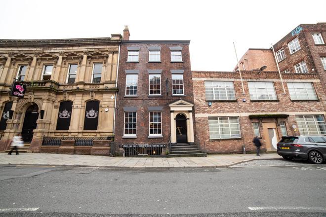 Le Bateau Aparthotel - Liverpool - Building