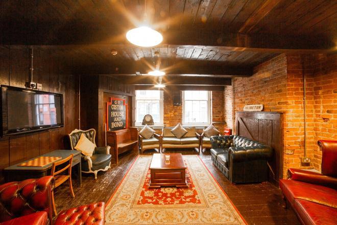 Le Bateau Aparthotel - Liverpool - Lounge