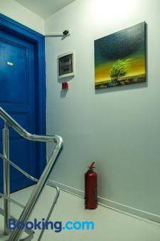 The House of Tulpan - Istanbul - Hallway