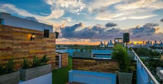 布宜諾斯艾利斯酒店 - 卡塔赫納 - 陽台