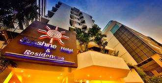 Sunshine Hotel And Residences - Pattaya - Rakennus
