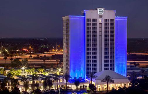 B Resort and Spa Located in Disney Springs Resort Area - Lake Buena Vista - Building