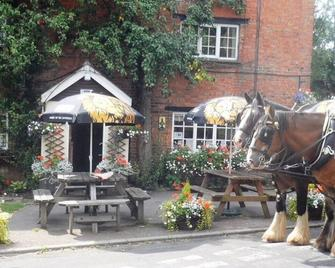 The Pear Tree Inn - Banbury - Innenhof