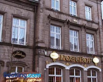 Hotel Posthof - Saint Wendel - Edificio