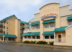 The Landing Hotel & Restaurant - Кетчикан - Здание