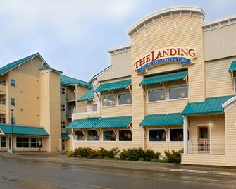 The Landing Hotel & Restaurant - Ketchikan - Gebouw