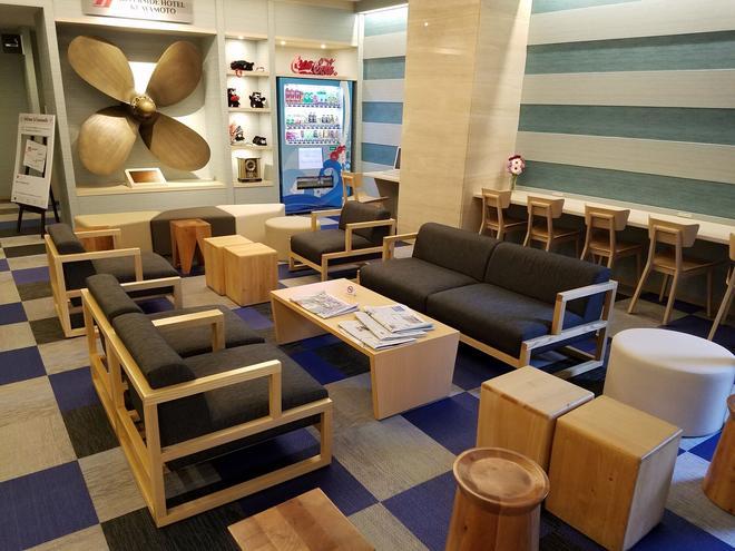 Riverside Hotel Kumamoto - Kumamoto - Σαλόνι