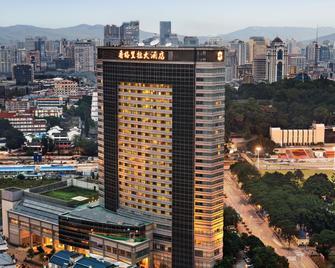 Shangri-La Hotel Fuzhou - Fuzhou - Utomhus