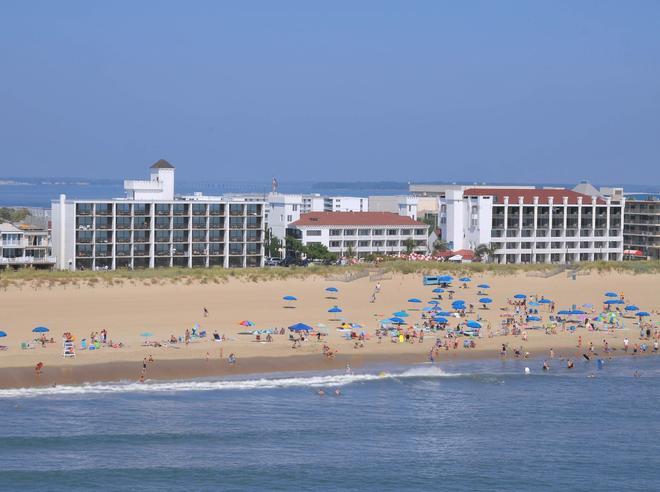 Castle in the Sand - Ocean City - Beach