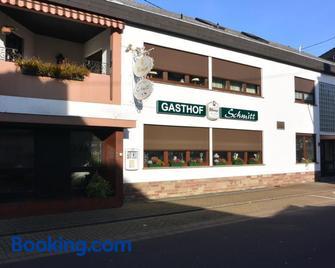 Gasthof Schmitt - Merzig - Edificio