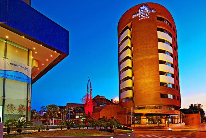 Hotel Camino Real - Santa Cruz de la Sierra - Toà nhà