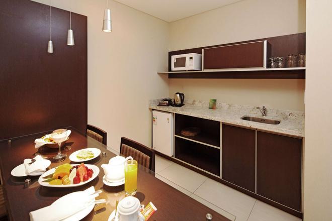 Hotel Camino Real - Santa Cruz de la Sierra - Phòng bếp