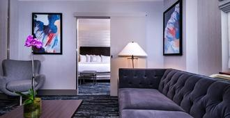 Fairfield Inn & Suites by Marriott New York Manhattan/Times Square - New York - Living room