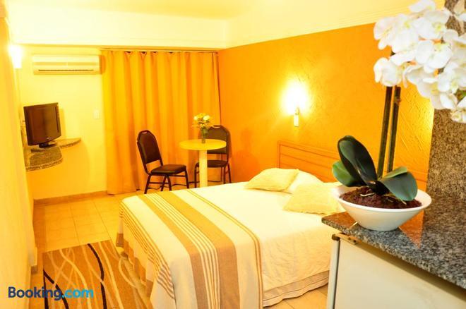 Natal Praia Hotel - Natal - Bedroom