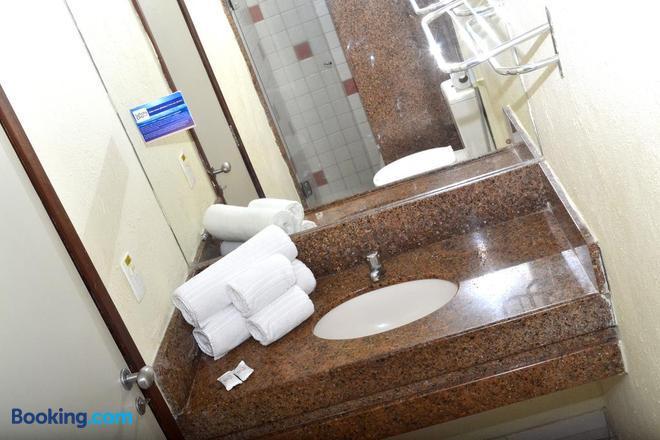 Natal Praia Hotel - Natal - Bathroom