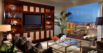 Trump International Hotel Las Vegas - לאס וגאס - סלון