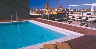 هوتل سيفيليا سنتر - إشبيلية - حوض السباحة