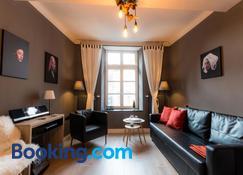 Gästehaus Vanille & Chocolat - Stolberg (North Rhine-Westphalia) - Sala de estar