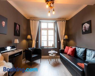 Gästehaus Vanille & Chocolat - Штольберг - Living room