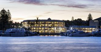 Pier 21 Apartment Hotel - Fremantle - Rakennus