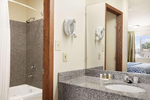 Days Inn by Wyndham Champaign/Urbana - Champaign - Bathroom